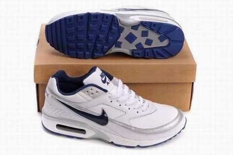nike air max bw homme blanche