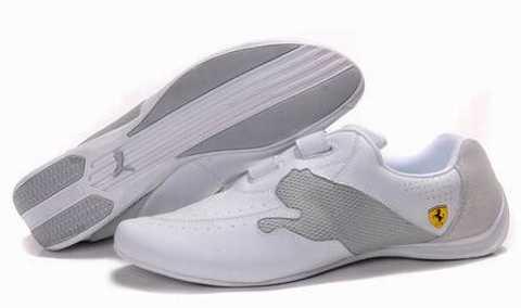 chaussure puma ferrari femme
