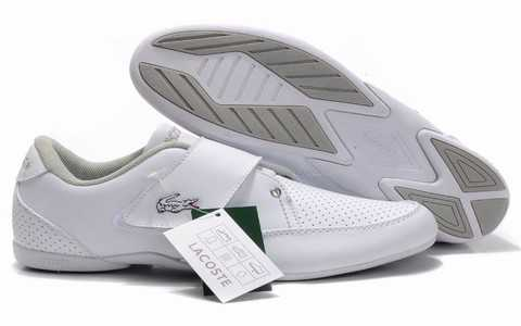 Pas Chaussures Promo code Femme Basket Or Cher Lacoste UqwzROYx