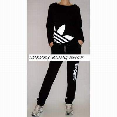 jogging adidas femme noir et or 51c344a6a07